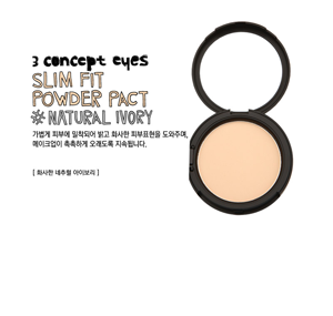 3CE SLIM FIT POWDER PACT